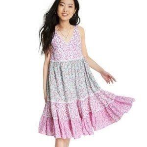 Loveshack Fancy for Target Floral Dress